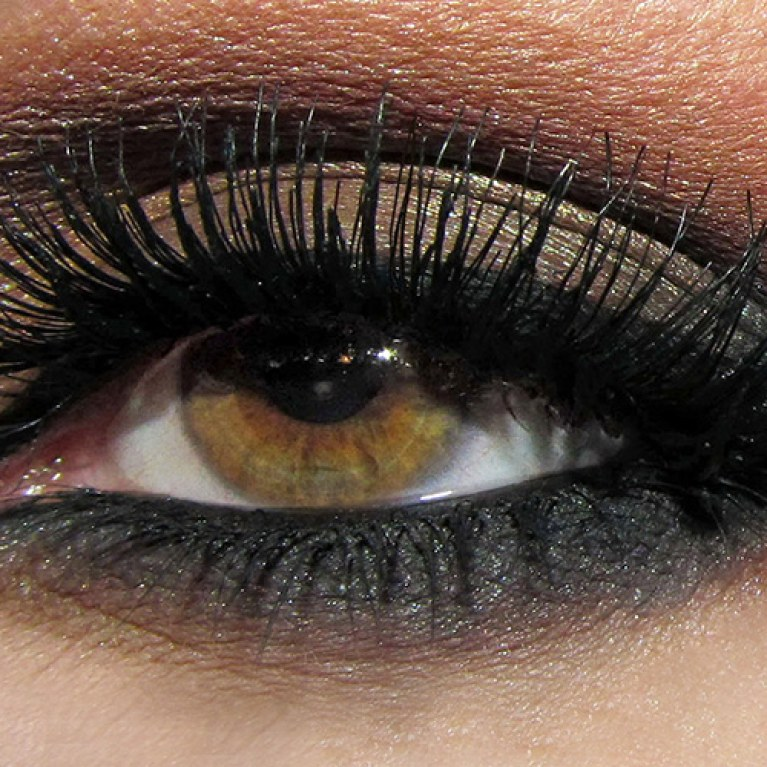 Don't Be Afraid of the Smoky Eye